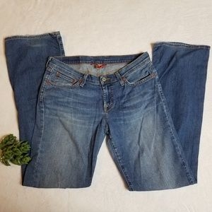 LUCKY BRAND Mid Rise Flare Jeans sz 8/29